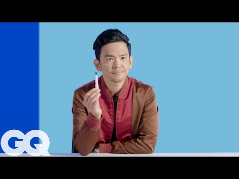 10 Things John Cho Can't Live Without  GQ