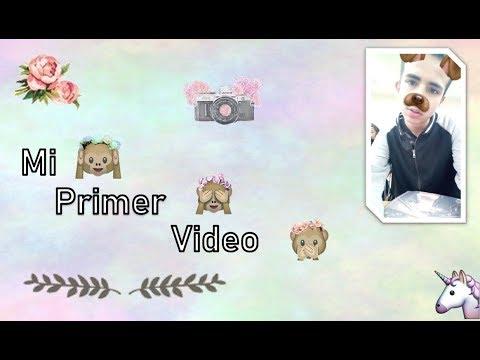 Mi Primer Vídeo | Vale Diaz