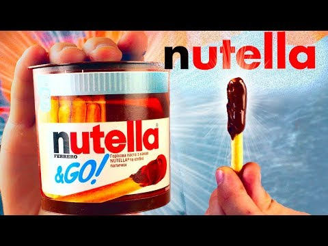 ПОВТОРИЛИ 3 ВКУСНЯШКИ ИЗ СУПЕРМАРКЕТА / Nutella / Skittles /батончик Twix