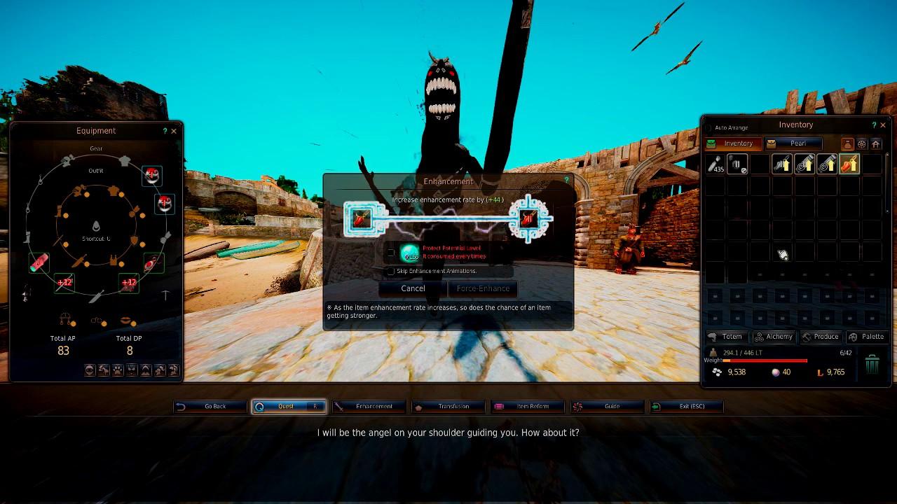 black desert online jail