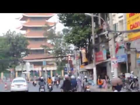 HO SHI MINH - Vietnam 2015 - Motorbike city tour