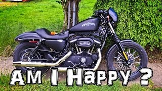 Am I Happy with the Iron 883?  | MotoVlog 51