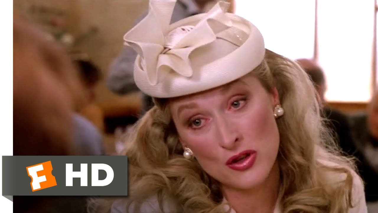 She-Devil (1989) - The New Novel Scene (8/11) | Movieclips