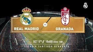 PREVIEW | Real Madrid vs Granada