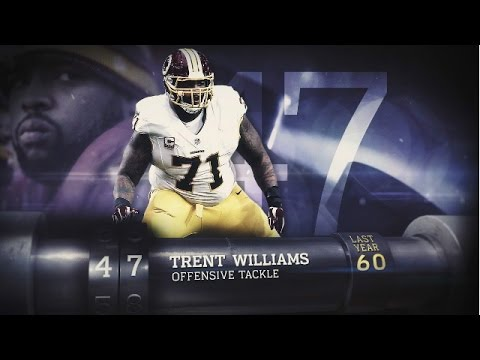 #47 Trent Williams (OT, Redskins) | Top 100 Players of 2015