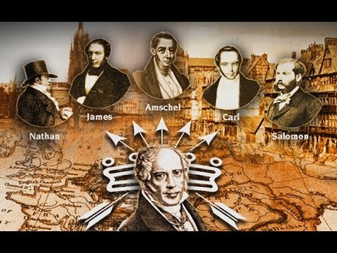 La dinastia Rothschild e il dominio in Europa - FILM CENSURATO (sub ITA)