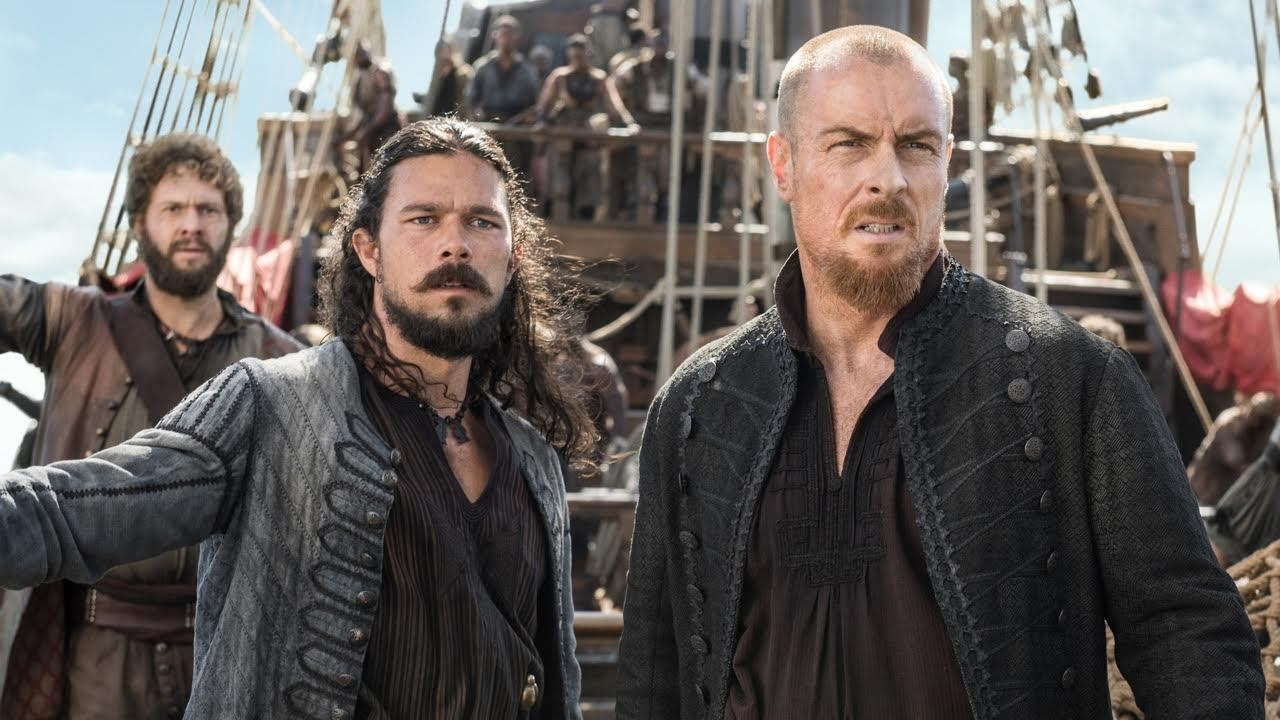 Black Sails - Silver and Flint Are Ready for War in the Final ...