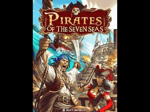 """Download """"Pirates of the Seven Seas"""" - Gameloft (Java Game)"""