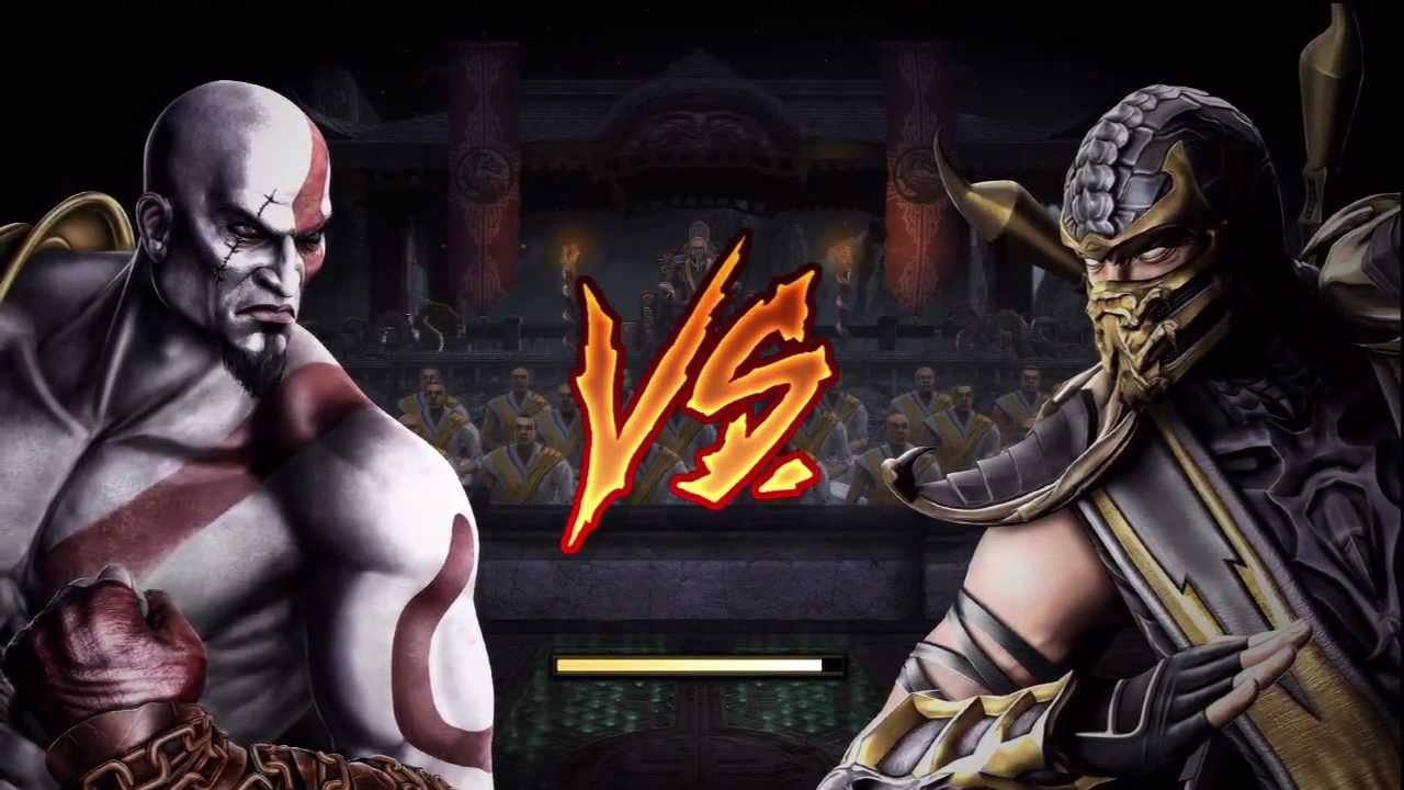 Mortal Kombat -PS3 Kratos First Impressions/Play