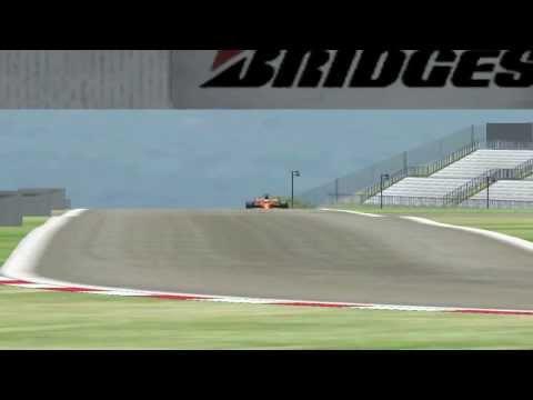 [F1C] Spyker F1 Team-Ferrari F8-VII @ Nurburgring with Markus Winkelhock (Mod PRT 2007) [HD]