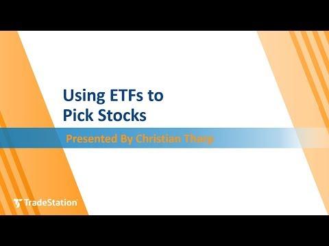 Using ETFs to Pick Stocks