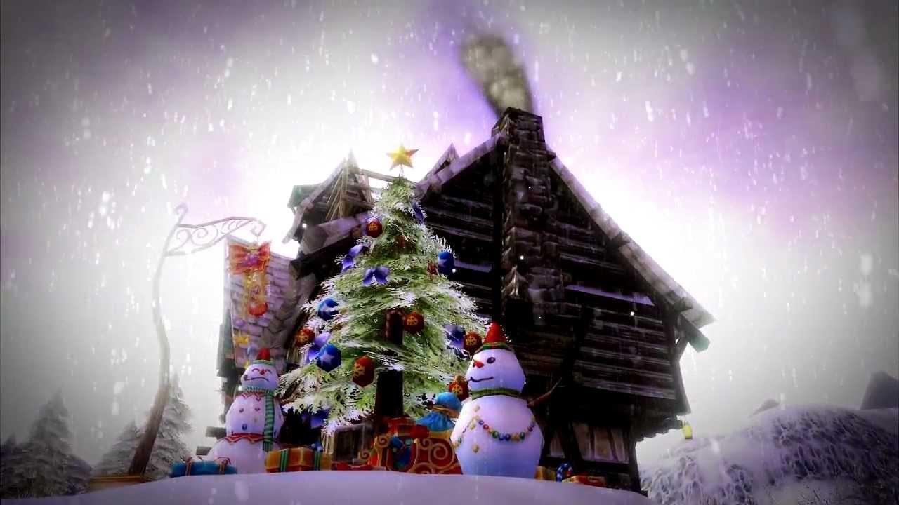 Weihnachtsstimmung in RoM - YouTube