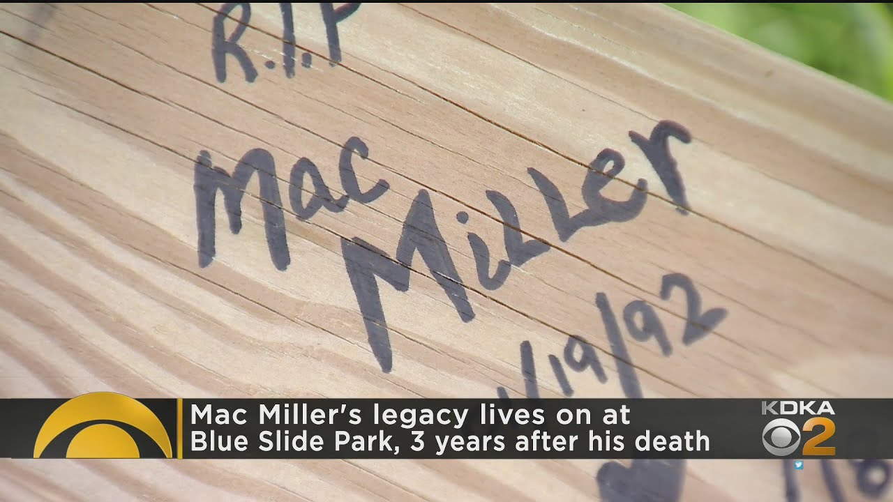 Mac Miller's Legacy Lives On At Blue Slide Park Three Years ...