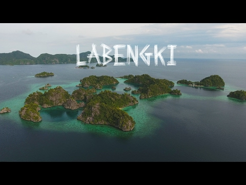 Labengki island - Southeast Sulawesi Indonesia
