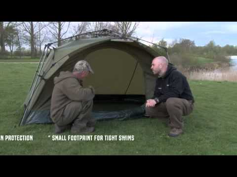 TF Gear Force 8 Speed Lite Bivvy From Fishtec