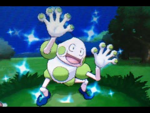 Pokemon Y Shiny Mime JR. Evolve - YouTube a26ad9b9a304