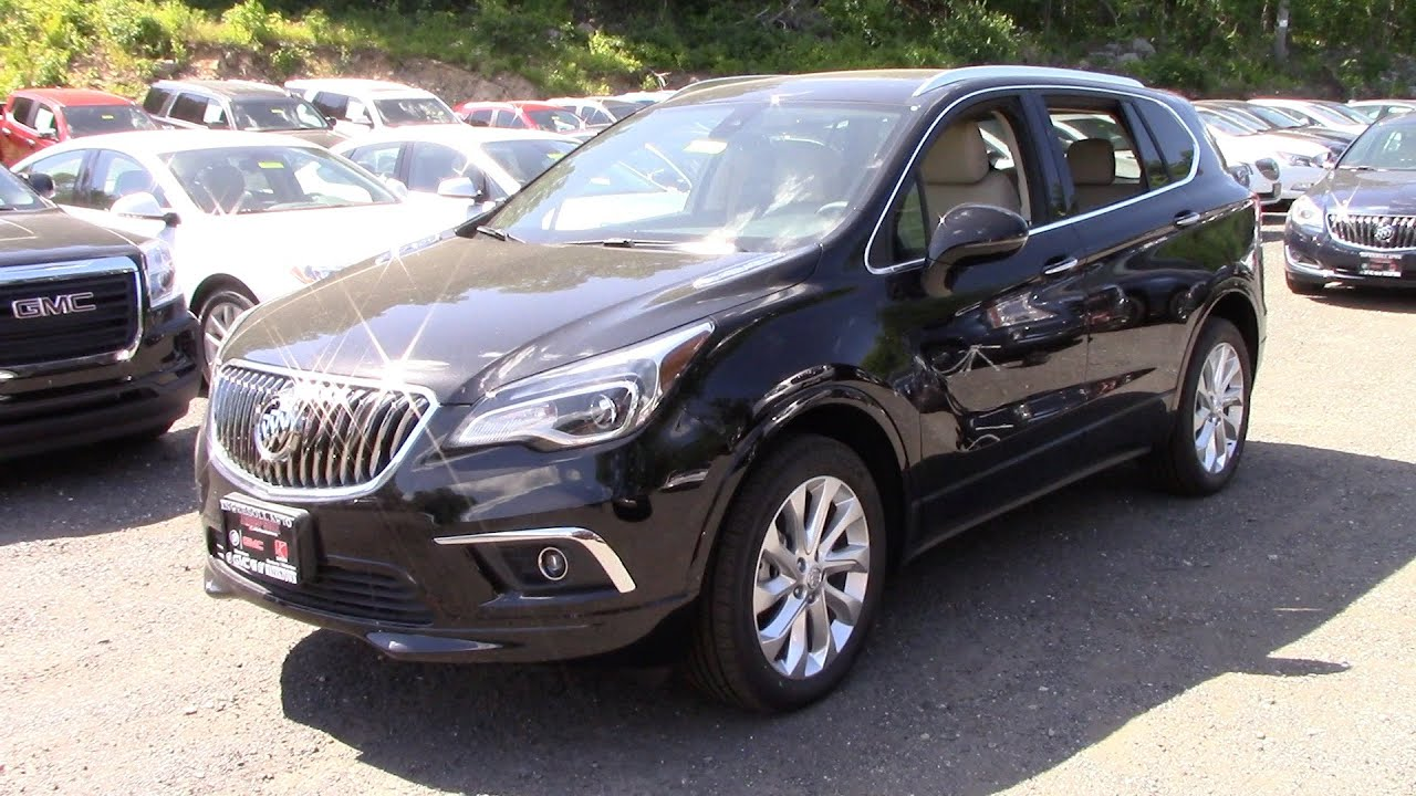 2016 buick envision premium ii in depth review and start up youtube. Black Bedroom Furniture Sets. Home Design Ideas