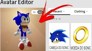 HOW to TURN SONIC!!! In ROBLOX (IDENTICO!!)