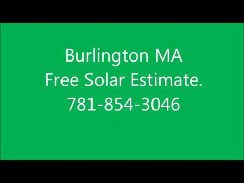 Solar Panels Burlington MA