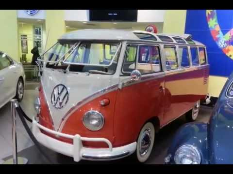 vintage volkswagen window bus hippie van