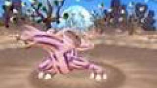 Spore Pokemon Palkia - Creature Creator Video (see description for download) ???????????? ???? ????
