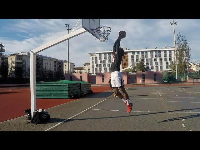 Florian Tegnan Basketball Demo