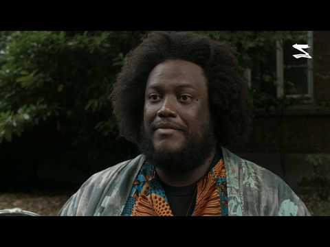 Kamasi Washington - Interview (Gent Jazz...