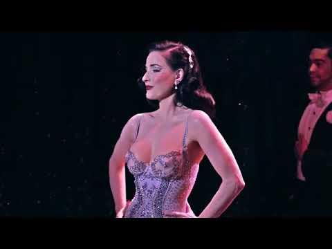 4ec7dcb767e Dita Von Teese - Art of the Teese Australia 2018 Promo - YouTube