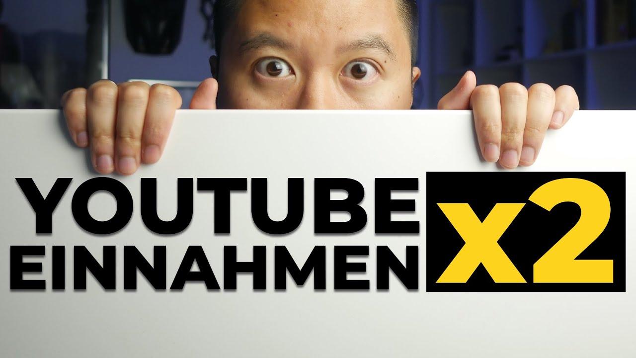 wie viel geld verdiene ich mit youtube