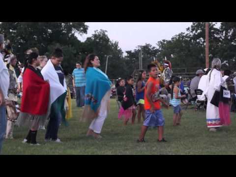 2014 Pawnee Indian Veterans Homecoming: Intertribal