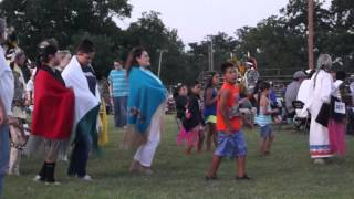 2014 Pawnee Indian Veterans Homecoming: Intertribal
