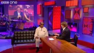 Stevie Wonder and Jonathan Ross Jam Session - Friday Night with Jonathan Ross - BBC One