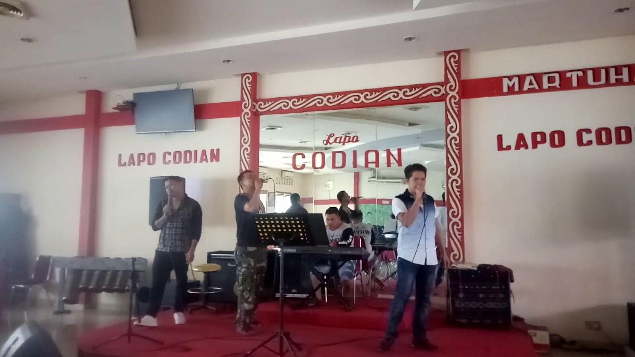 Leleng Sai Hupaima Live - Rafael Sitorus Feat Gerhana Trio