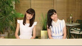 今回のMCはスマイレージ田村芽実、Juice=Juiceリーダー宮崎由加! 7/30...