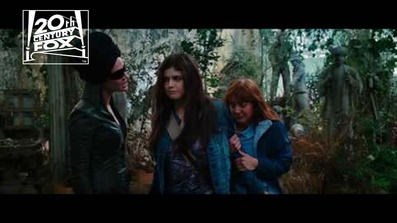 Download Percy Jackson & the Olympians: The Lightning Thief   Would you sneak a peek at Medusa?   Fox Family