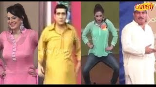 Zafri Khan | Nida Chaudhary | Afreen Pari | Nasir Chinyoti | Non Stop Comedy
