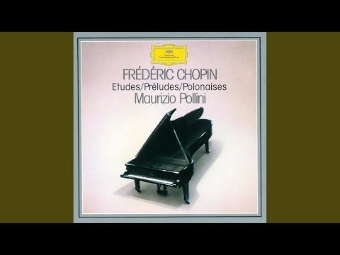 Chopin: 12 Etudes, Op.10 - No.3 In E