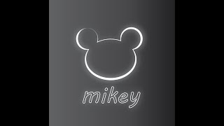 Drawing Mickey mouse in adobe illustrator