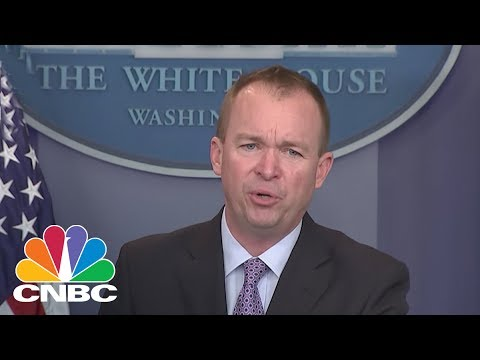 OMB Director Mick Mulvaney: There