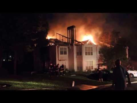 Fire at The Club Apartments, Antioch TN 05-26-2013 1 of 2