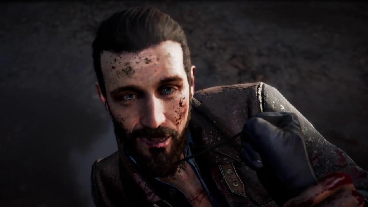 Far Cry 5 John Seed Death Youtube