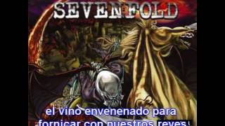 Avenged sevenfold - Beast and the harlot (Subtitulos en español)