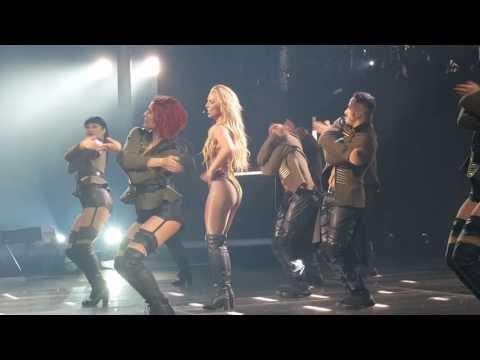 Britney Spears -Work Bitch- Live Apple Music Festival (Piece of Me Las Vegas)