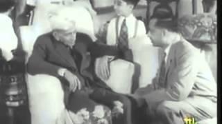 Rare video clip of Sir M. Visvesvaraya.