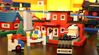 LEGO Idea House: LEGO of the 60s, 70s and 80s - City, Castle & Classic Space!