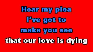 Aretha Franklin - Til You Come Back To Me - Karaoke