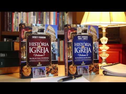 HISTÓRIA DA IGREJA | Lançamento