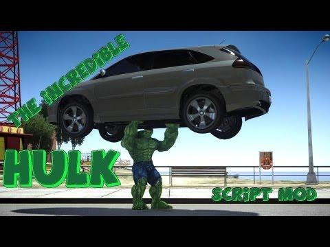 Grand Ft Auto Hulk
