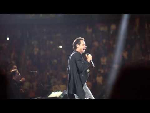 "Marc Anthony, ""Tu Amor Me Haces Bien,"" 2-11-17, Prudential Center"