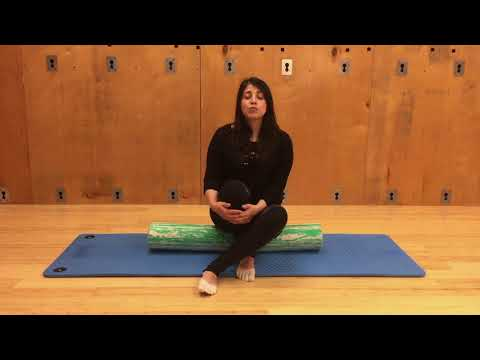 Pilates Center of Austin |  Foam Roller Pilates with Pia Moreno